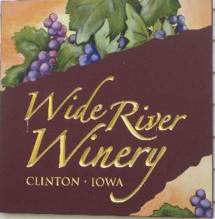 Wide River Winery Logo