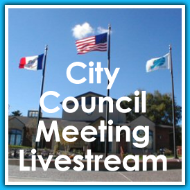 Livestream City Council Meetings