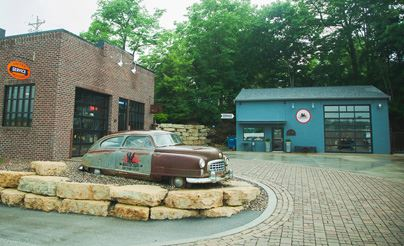 American Pickers Store in LeClaire