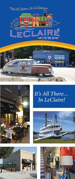LeClaire Map_COVER