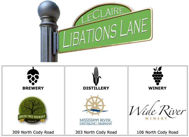 Libation Lane Logo